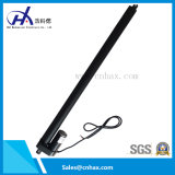 Aluminum Alloyed Heavy Duty Black Electric Linear Actuator with Potentiometer China