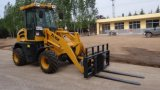 China Hydraulic 1ton Mini Wheel Loader Zl10