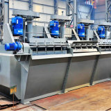 Rock Gold Flotation Machine of Beneficiation Plant