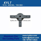 Aluminum Injection Moulding Handle with Plastic Knob