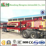 Truck Trailer Type 40FT Container Skeletal Trailer Prices From Factory Direct Sale