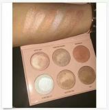 Newest Nicole Guerriero 6 Colour Cosmetic Eye Shadow Kit