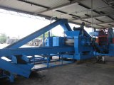 Full Crumb Rubber Plant for Waste Tyre Recycling Machine