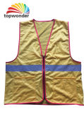 Customize High Visibility Mesh Reflective Safety Vest in Various Logos, Sizes, Colors, and Designs