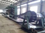 Raised Edge Rubber Conveyor Belt Hydraulic Vulcanizing Press Machine Vulcanizer