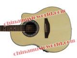 Hot! Super Roundback Carbon Fiber Back & Side Acoustic Guitar (ANT-125)