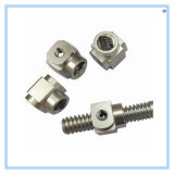 CNC Milling Machine Customized Aluminum Screw for Motor