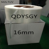 16mm White Strapping Band with PP Materials