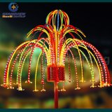 Outdoor Colorful LED Christmas Firework Light for Holiday Decoration with Waterproof Certificates (Sr006)