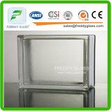 Tangerine Skin Glass Block/Glass Brick with Size 190*190*80mm