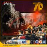 Hot Sale Amusement Park Equipment Truck Mobile 7D Cinema