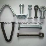 Precast Concrete Bent Easy Utility Lifting Pin Foot Anchor (1.3T-32T)