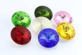 8mm 12mm 14mm Rainbow Rivoli Fancy Stone