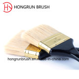 Wooden Handle Bristle Paint Brush (HYW010)