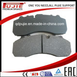 Auto Parts Truck Brake Pads for Benz Ceramic Materials 29087