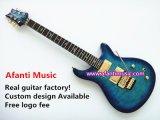 Prs Style with Quilted Maple Electric Guitar (APR-188)
