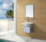 Modern Bathroom Cabinet for Family (T--9448B)