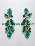 Russia Style Sterling Silver Earring CZ Earring Fashion Earring Jewelry
