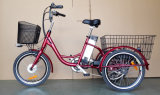 20inch Disc Brake Electric Tricycle
