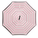Inverted & Reverse Umbrella for Car Rain Outdoor Use, Advertising Golf Outdoor Umbrella Travel Windproof Umbrella Anti-UV for All Weather
