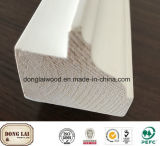 Competitive Price Wood Crown Mouldings for Windows Jambs