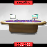 Casino RFID Grade 10 Person Electronic Poker Table (YM-RFIDTB01)