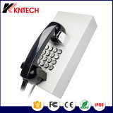 Auto Dial Jial Phone SUS Emergency Telephone with Keypad