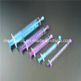 Medical Oral Syringe with Bottle Adapter for Beby with Ce ISO 13485