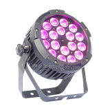 18PCS 15W LED PAR Light LED Stage Lights