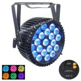 21PCS 6 in 1 Wireless DMX LED PAR Can Outdoor