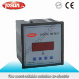 Digital Combined Panel Meter for AC and DC Output Voltage