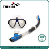 Anti-Fog Tempered Glass Snorkelling Mask Scuba Diving Snorkel