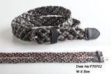 Fashion Woman′s Braided Belts (F7072J)