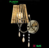 New Design Brass Wall Lighting with on and off Swith