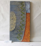 Sea Wave Landscape Pattern Home Decorative Canvas Hanging Painting