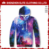 Custom Printed Digital Sublimation Knitted Hoodies Made in China (ELTHSJ-1164)