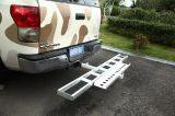 2 Inch Square Receive, Aluminium Motorcycle Carrier (capacity 500lbs) -2017