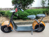 1000W Fat Harley Electric Scooter with Blue Tooth