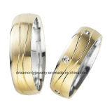 Gold Diamond Wedding Ring Custome Jewelry Ring