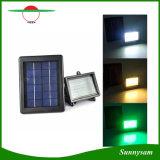 Solar Power 45 LED Flood Light Lawn Lamp Outdoor Courtyard Garden Waterproof Spotlight Pathway Yard Light