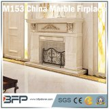 Elegant Building Interior Design - Fireplace Natural Stone Marble & Granite Material