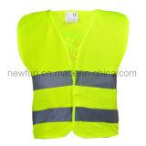 Europe Ce En1150 Standard Safety Jacket Reflective Vest for Children