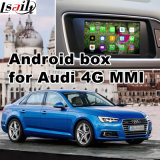 Android GPS Navigation Box for New Audi A4 4gmmi Video Interface