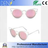Vintage Goggles Cat Eye Metal Frame Fashion Shades Sunglasses