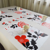0.5mm Thickness Pattern PP Placemat