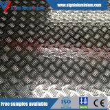 Skid-Proof Aluminum Checkered Plate (1050, 1060, 3003, 5052)