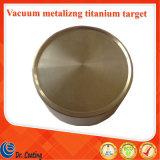 Ti Sputtering Titanium Target/Titanium Sputter Target/Vacuum Coating Titanium Target