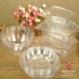 Disposable Pet Plastic Salad Boxes