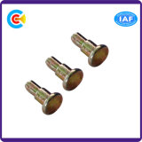 Connecting Fastener Round/Button Head Step Locating Pins for Machinery Industry