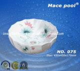 Beautiful Bathroom Sanitary Wares Ceramic Basin Bowl (075)